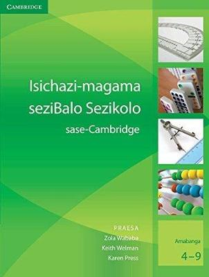 Picture of CAPS Mathematics and Accounting Dictionaries: Isichazi-magama seziBalo Sezikolo sase-Cambridge (isiXhosa)