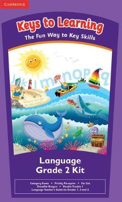 Picture of Keys to learning literacy games: Gr 2: Resource kit