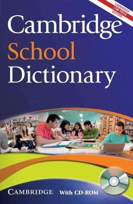 Picture of Cambridge school dictionary: Gr 7 - 12