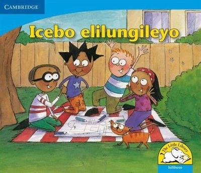Picture of Icebo elilungileyo : Gr R - 3: Big book