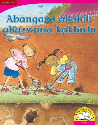 Picture of Abangane ababili abazwana kakhulu : Gr R - 3: Big book