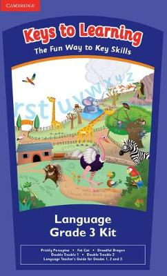 Picture of Keys to learning literacy games: Gr 3: Resource kit