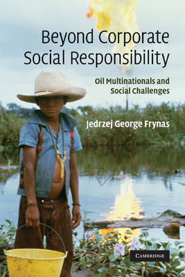 Picture of Beyond Corporate Social Responsibility : Oil Multinationals and Social Challenges