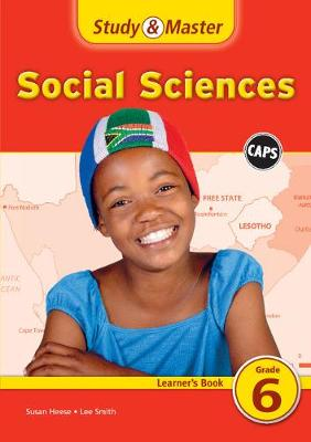 Picture of CAPS Social Sciences: Study & Master Social Sciences Learner's Book Grade 6