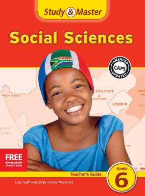 Picture of Study & Master Social Sciences Teacher's Guide Grade 6