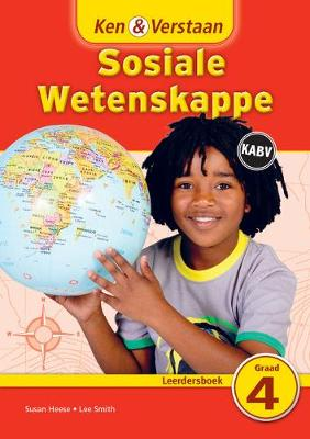 Picture of Ken & Verstaan Sosiale Wetenskappe Leerdersboek Graad 4