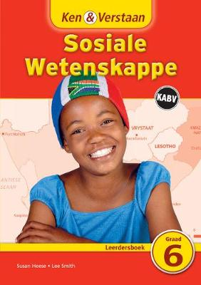 Picture of Ken & verstaan sosiale wetenskappe : Gr 6: Leerdersboek  : Intermediate phase