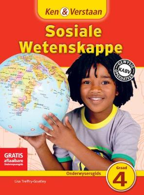 Picture of CAPS Social Sciences: Ken & Verstaan Sosiale Wetenskappe Onderwysersgids Graad 4