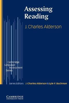 Picture of Cambridge Language Assessment: Assessing Reading