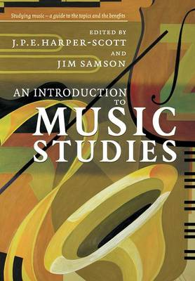 Picture of An Introduction to Music Studies