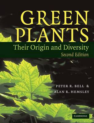 Picture of Green Plants : Their Origin and Diversity
