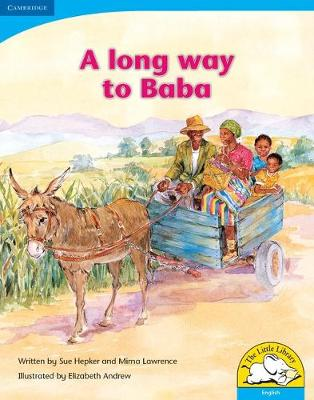 Picture of A long way to bab: Gr R - 3: Big book