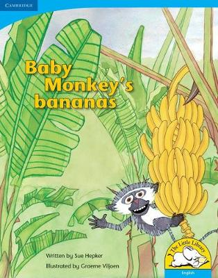 Picture of Baby monkey's bananas: Gr R - 3: Big book