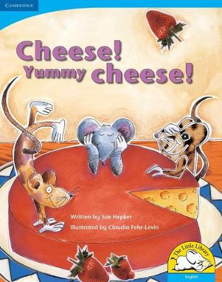Picture of Cheese! Yummy cheese! : Gr R - 3: Big book