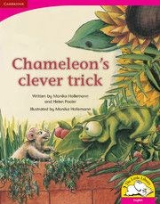 Picture of Chameleon's clever trick : Gr R - 3: Big book
