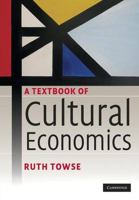 Picture of A Textbook of Cultural Economics