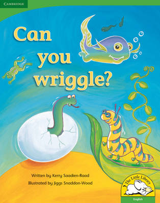 Picture of Can you wriggle?