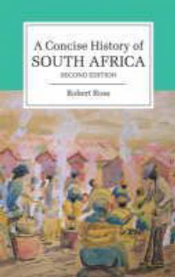 Picture of A concise history of South Africa