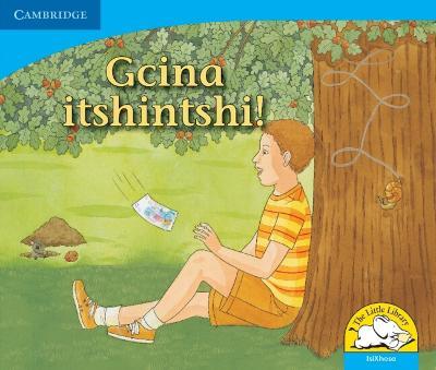 Gcina itshintshi!