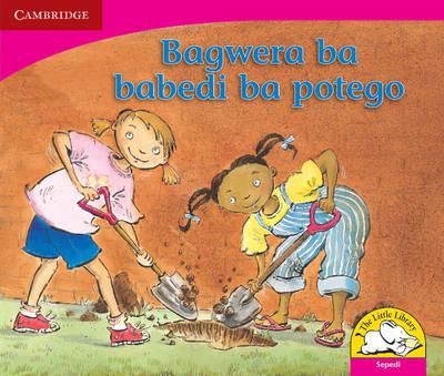 Picture of Bagwera ba babedi ba potego