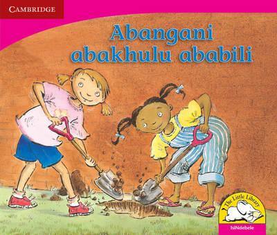 Picture of Abangani abakhulu ababili