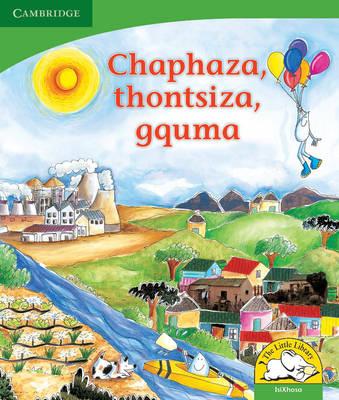 Picture of Chaphaza, thontsiza, gquma