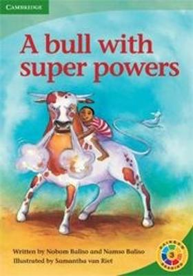 Picture of A Bull with Super Powers : I Can Read