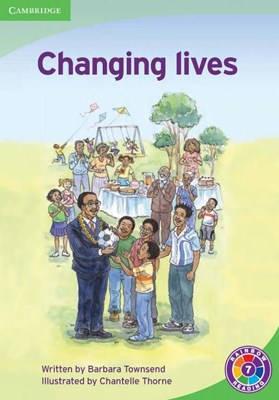 Picture of Changing lives: Level 7C: Gr 6 - 7: Reader