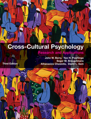 Picture of Cross-Cultural Psychology : Research and Applications