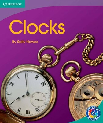 Picture of Clocks: Level 6B: Gr 5 - 6: Reader