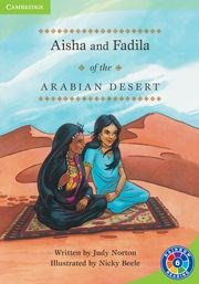 Picture of Aisha and Fadila of the Arabian desert: Level 6D: Gr 5 - 6: Reader
