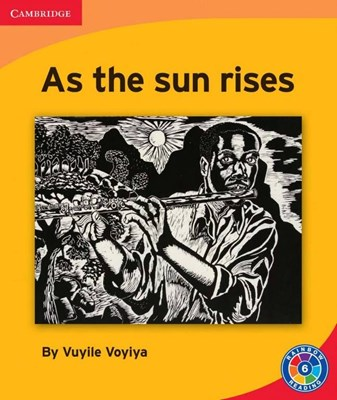 Picture of As the sun rises: Level 6E: Gr 5 - 6: Reader