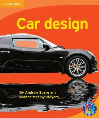 Picture of Car design: Level 6E: Gr 5 - 6: Reader