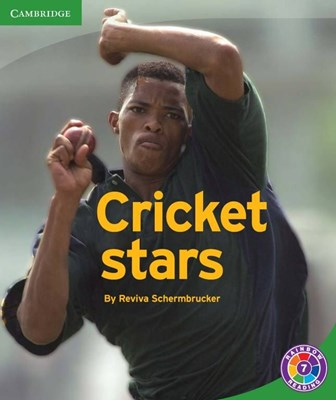 Picture of Cricket stars: Level 7A: Gr 6 - 7: Reader