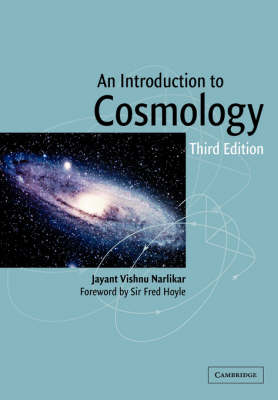 Picture of An Introduction to Cosmology