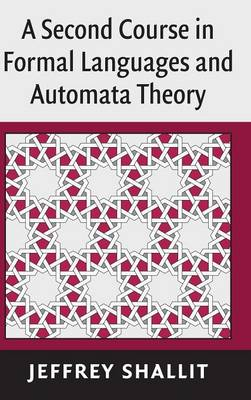 Picture of A Second Course in Formal Languages and Automata Theory