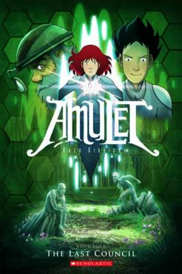 Picture of Amulet: The Last Council