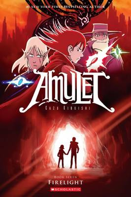 Picture of Amulet #7: Firelight