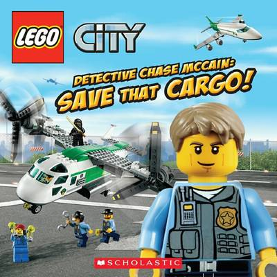 Lego City: Detective Chase McCain: Save That Cargo