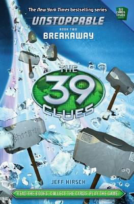 Picture of 39 Clues Unstoppable: #2 Breakaway