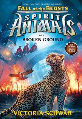 Picture of Broken Ground (Spirit Animals: Fall of the Beasts, Book 2)