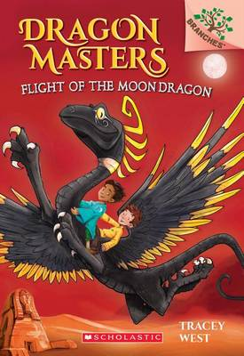 Picture of Flight of the Moon Dragon: A Branches Book