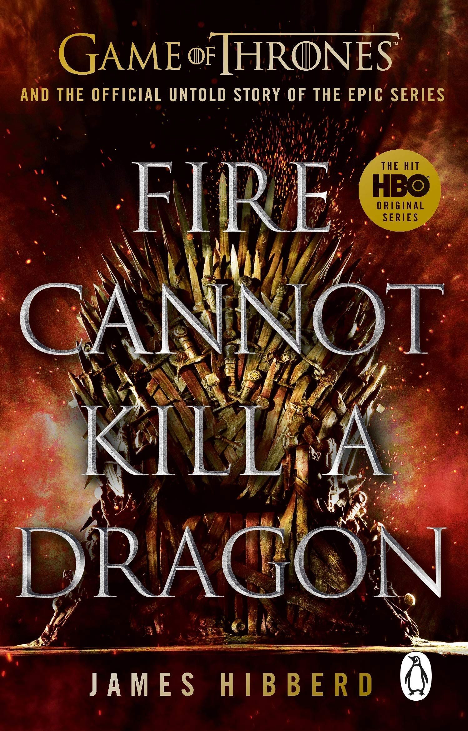 Picture of Fire Cannot Kill a Dragon : 'An amazing read' George R.R. Martin