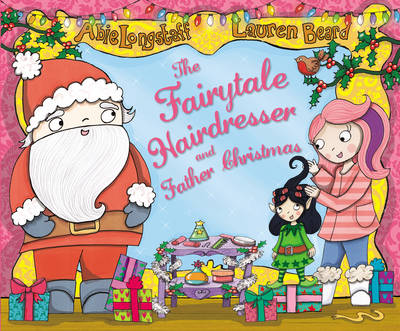 Picture of The Fairytale Hairdresser and Father Christmas