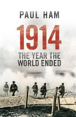 Picture of 1914 The Year The World Ended
