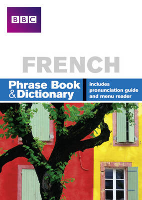Picture of BBC FRENCH PHRASEBOOK & DICTIONARY