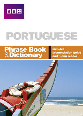 Picture of BBC PORTUGUESE PHRASE BOOK & DICTIONARY