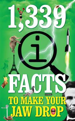 Picture of 1,339 QI Facts to Make Your Jaw Drop