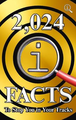 Picture of 2,024 QI Facts To Stop You In Your Tracks