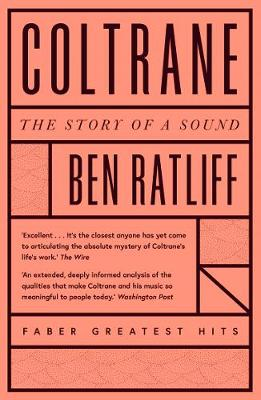 Picture of Coltrane : The Story of a Sound